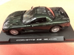 Fly - FLY88073CLNoCase - Clearance - Chevrolet Corvette Z06 Street Version Dark Green 1/32 Ready to Run Slot Car (Slot Cars)