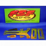 FLYING SLOT - FSF200 - 1/32 D3 RETRO PRO KIT (slot car)