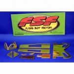 "FLYING SLOT - FSF220 - 1/32 Z2CA TRIPOD KIT/1"" (slot car)"