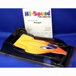 HI-SPEED - HSPPBRF099 - PUEGOT 1/24 BODY (slot car)