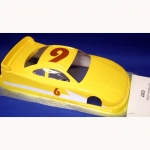 HI-SPEED - HSPPBPA1035AN - PARMA COT .007 W/ NUMBERS (slot car)