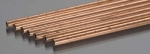 "K & S -  Round Copper Tube 3/16x36"" (7) (Metal Tubing) K+SR9511"