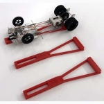 MID-AMERICA - MAR444 - DISPLAY STANDS (3 PIECES)(slot car)