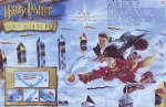 Mattel - MAT96899 - Harry Potter-authentic Quiddiitch field (Slot Cars)