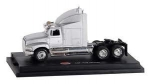 Model Power - MDP20302 - HO Ford Aeromax Tractor Cab Silver (Die Cast)