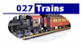 O/O27/S Scale Model Trains