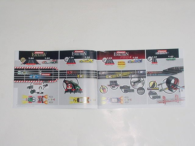 Carrera - 2005/2006 Carrera Flyer (Slot Cars)